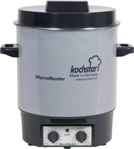 Avis et test du Kochstar Warmaster K99102035 Stérilisateur Electrique