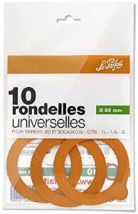 Rondelles universelles Pour bocal
